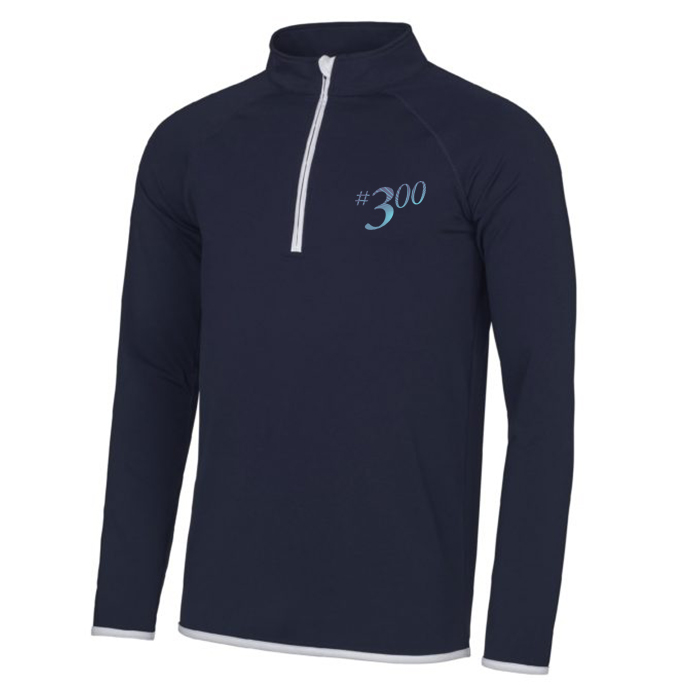 Half-Zip-Sweatshirt-French-Navy